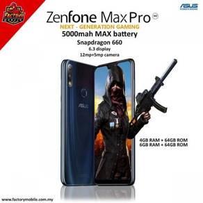 Asus Zenfone Max Pro M2 [ 4+64 ] [ 6+64 ] new