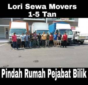 Lori Sewa Murah Pindah Rumah Pejabat Expert Movers