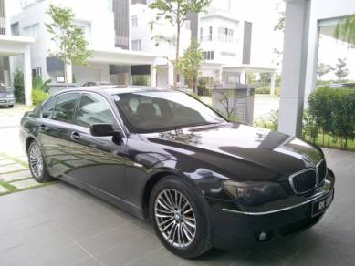 Used BMW 730i for sale