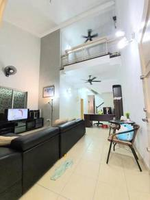 (Fully Renovated) Mutiara Rini 1.5 Storey Terrace House for Sale
