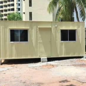 Kabin/cabin 20' Heavy-Duty - Pejabat Mudah Alih