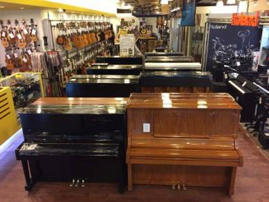 Imported Used Piano From Japan .( Yamaha & Kawai )