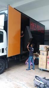 Sewa lori pindah rumah & pejabat kl/selangor