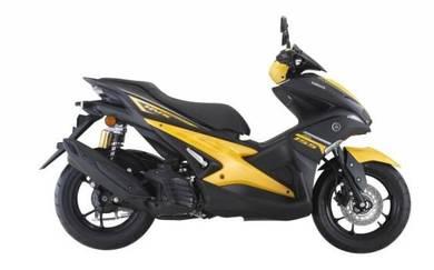 2020 Yamaha NVX 155 Baru Ready Stok