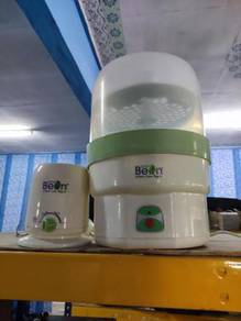 Little bean sterilizer Dan bottle warmer