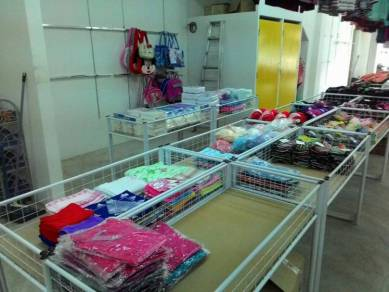 Clothing Store Accessories & Electricals