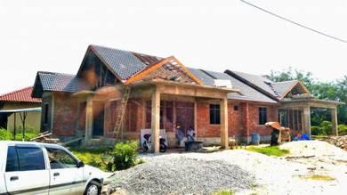 Rumah Semi D mewah di Tasek,Bukit Payong