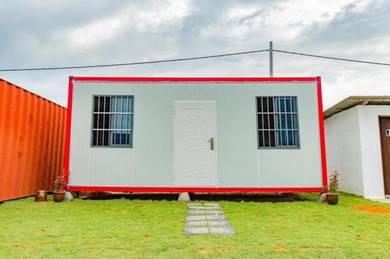 20 ft MK Modular Cabin