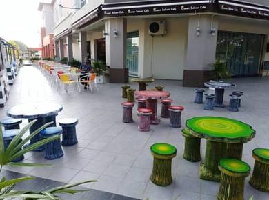 Set Meja taman pelbagai jenis dari RM 270