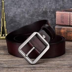 Genuine Cow Leather Cowboy Men's Belt