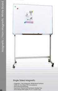 4x6 Magnetic Whiteboard size White Board