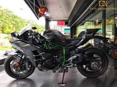 Kawasaki Ninja H2 *190 KM MILEAGE