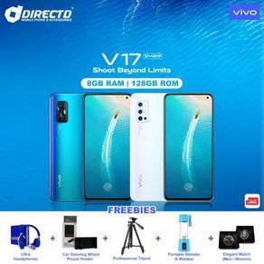VIVO V17 (8GB RAM/128GB ROM)MYset + 5 HADIAH🎁