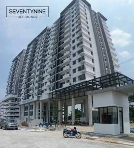 4 rooms Condominum in Bukit Mertajam with 2 car park