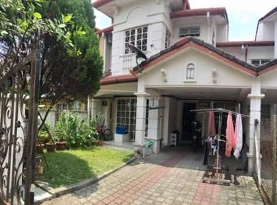 Double storey house , usj 20 subang jaya