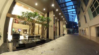 4 Star Hotel Life Style - Dorsett Residence Hartamas Next Plaza Damas