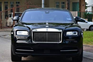 Used Rolls-Royce Silver Wraith for sale
