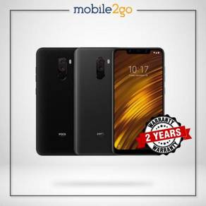 Pocophone F1 [128GB ROM/6GB RAM] International Set