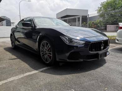Used Maserati Ghibli for sale