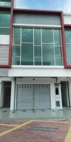 First floor shop for rent, sendayan, metro park