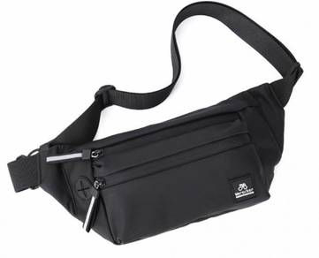 WeRock Waterproof Men's Waist Pouch Bag