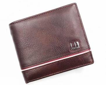 Dunhill Genuine Cowhide Leather Men's Wallet