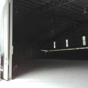 Few units of factory or store, sungai buloh