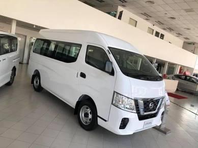 Kota Kinabalu KKIA 2018 Nissan Urvan NV350 (M)