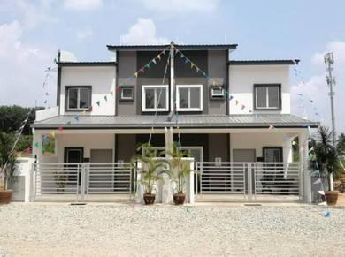 New house hot location salak cemara