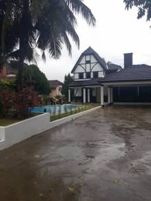 Bungalow Villa For Sale (Corner Lot)