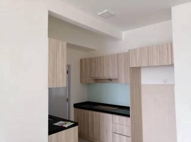 Cheap fully furnish 3 bedroom unit at Bangi