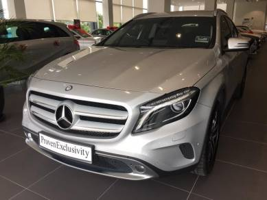 Mercedez Benz Gla200  VEHICLES for sale in Malaysia  Mudahmy Mobile