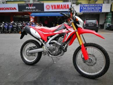 Honda CRF250L ABS (CLEARANCE STOCK)