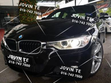 2014 Bmw 328i M SPORTS 2.0 New steering (A)