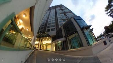 4 Star Hotel Grand Lobby Dorsett Residences Hartamas Next Plaza Damas