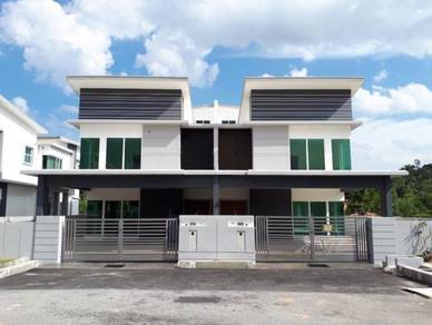 Completed Freehold Double Storey Semi Detached Indera Mahkota Kuantan