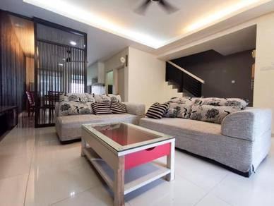 Taman Desa Harmonium Desa 23 Tebrau Double Storey Terrace Renovated