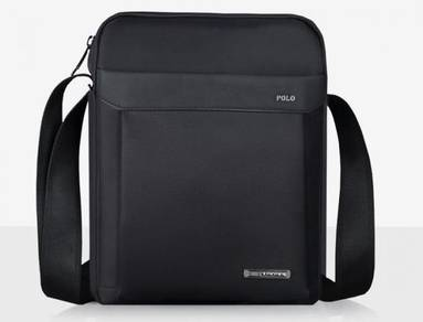 Polo Waterproof Men's Sling Bag