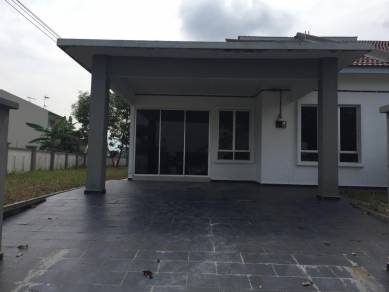 Single Storey Semi D, Taman Sri Penaga 2, Sri Pulai, Seremban