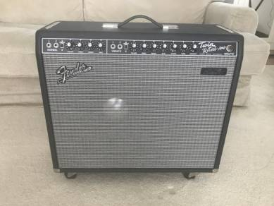 Fender '65 Twin Custom 15 Guitar Amp