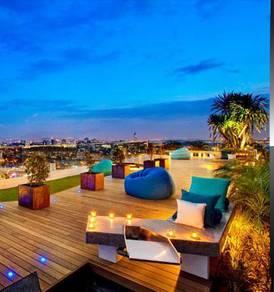 Verve suites Mont Kiara -super facility condo - fully furnish-rent