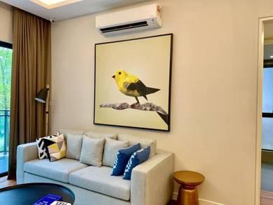 [ Tropical-Resort Style ] Condominium, AU 3 Setiawangsa [ 100% Loan ]