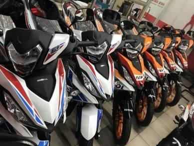 Honda 150 Rs150 (Blacklisted Boleh Kau Tim)