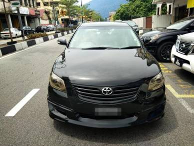 Toyota CAMRY 2.4 V(A)2007 1UNCLE Own&97K Milge&DVD