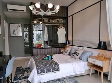 RM3K can own Emerald Hills Alam Damai Cheras KL Freehold Condo