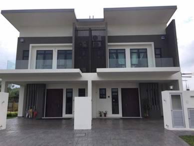 NEW Kajang South Big Built up 2 Storey House