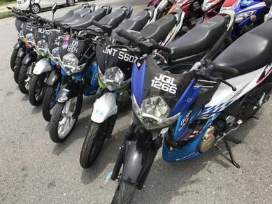 Suzuki Belang 150R OTR Loan Kedai lc rs 125