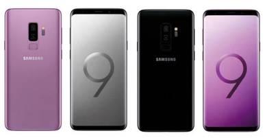Samsung Galaxy S9 Plus [64GB ROM/6GB RAM] MY Set