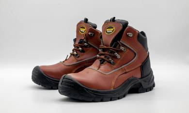 None Steel Composite Toe Kevlar Plate Safety Shoes