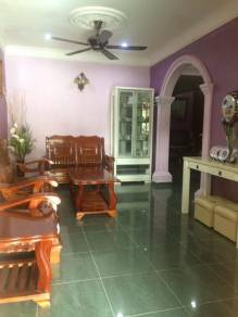 Terrace for sale + Full renovated + Fully furnished